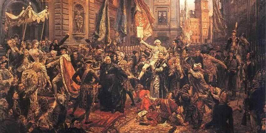 Matejko Konstytucja 3 maja